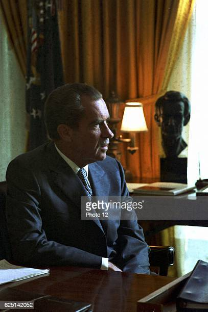 Richard Milhous Nixon 37th President of the United States