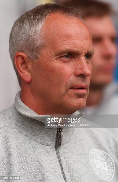 Richard Moller Nielsen coach of Denmark