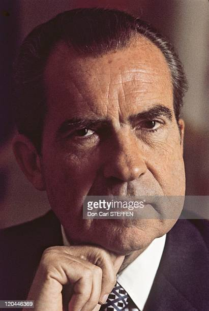 Richard Nixon in United States in the 1970s