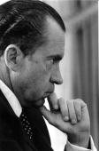 Richard Nixon on February 19 1970 in Washington DC