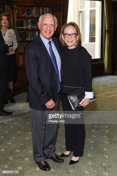 Richard Novick and Jane Novick attend Audrey Gruss' Hope for Depression Research Foundation Dinner with Author Daphne Merkin at The Metropolitan Club...