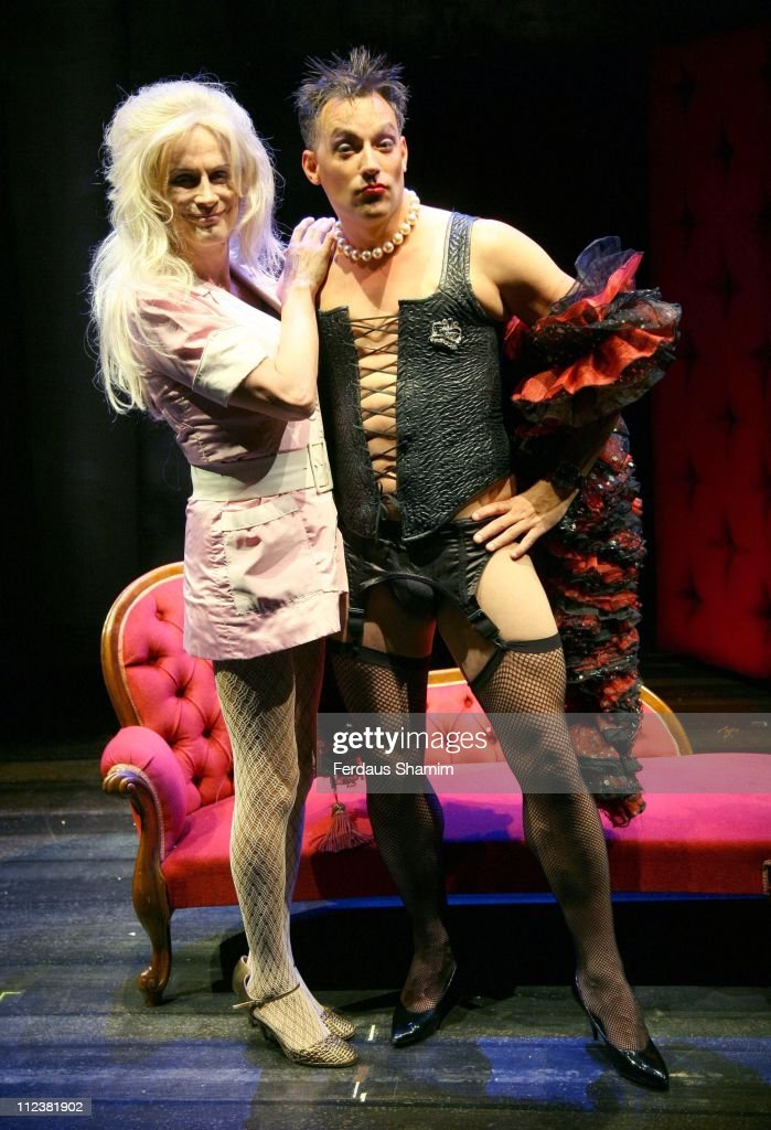 """The Rocky Horror Show"" Theatre Photocall - April 16, 2007"