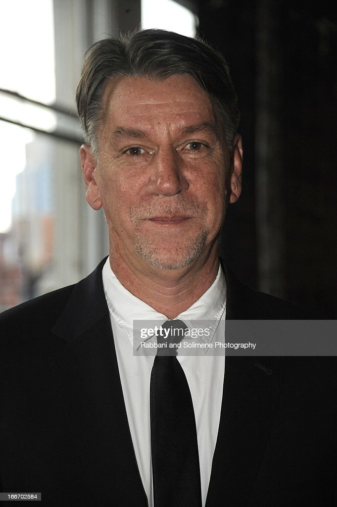 Richard Pandiscio attends the 2013 Art Production Fund Gala at ABC Home & Carpet on April 15, 2013 in New York City.