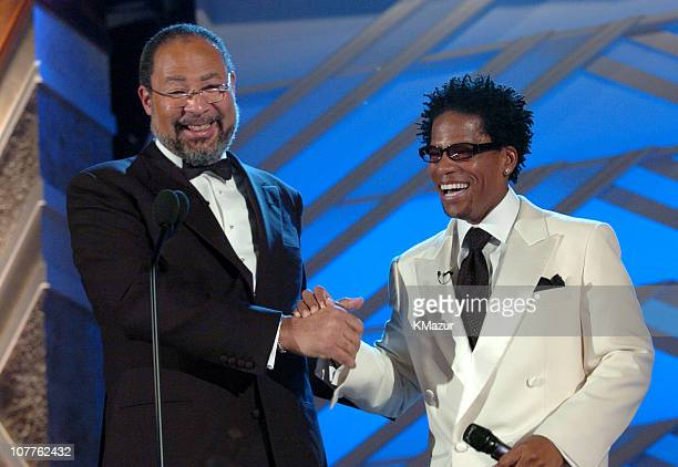 Richard Parsons CEO of Time Warner and Host DL Hughley