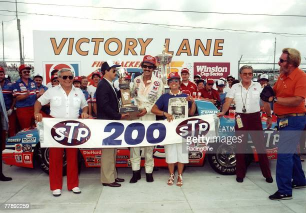 Richard Petty pulled off his 200th career NASCAR Cup victory in the Daytona1984 Firecracker 400 on February 4 1984 in Daytona Beach Florida The win...