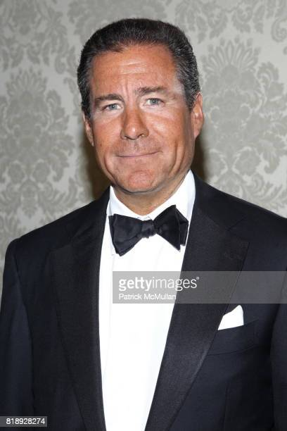 Richard Plepler attends MUSEUM Of The MOVING IMAGE Dinner In Honor Of KATIE COURIC And PHIL KENT at St Regis Hotel on May 5 2010 in New York City