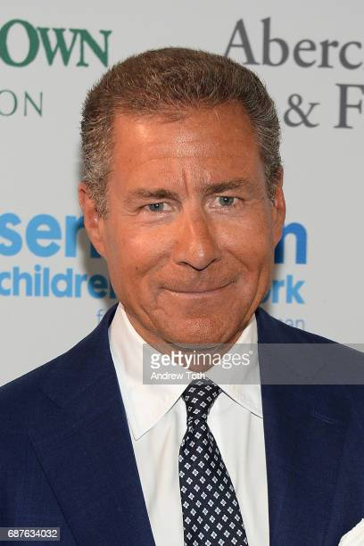 Richard Plepler attends the 2017 SeriousFun Children's Network Gala at Pier Sixty at Chelsea Piers on May 23 2017 in New York City