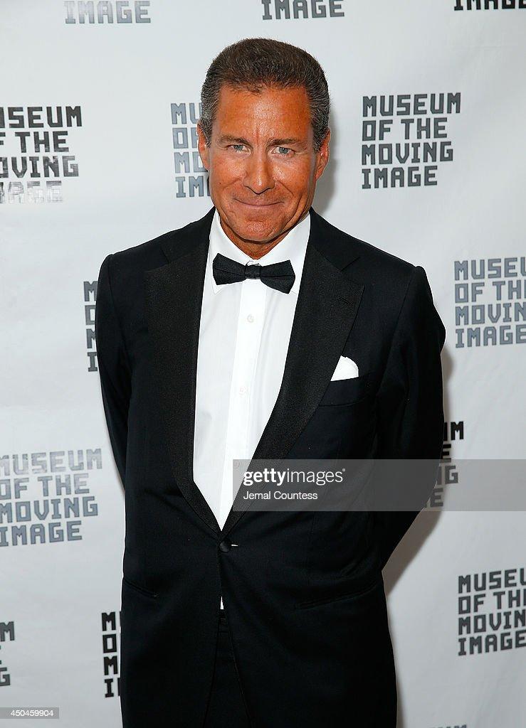 Richard Plepler attends the Museum Of The Moving Image Honors Richard Plepler Charlie Rose at Saint Regis Hotel on June 11 2014 in New York City