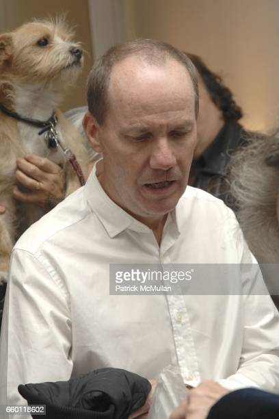 Richard Prince attends SHE Images of women by Wallace Berman and Richard Prince Opening at Michael Kohn Gallery on January 15 2009 in Beverley Hills...