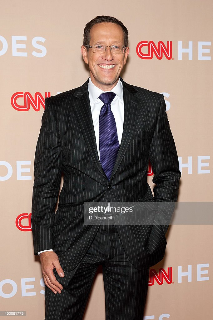 Richard Quest attends the 2013 CNN Heroes at the American Museum of Natural History on November 19, 2013 in New York City.