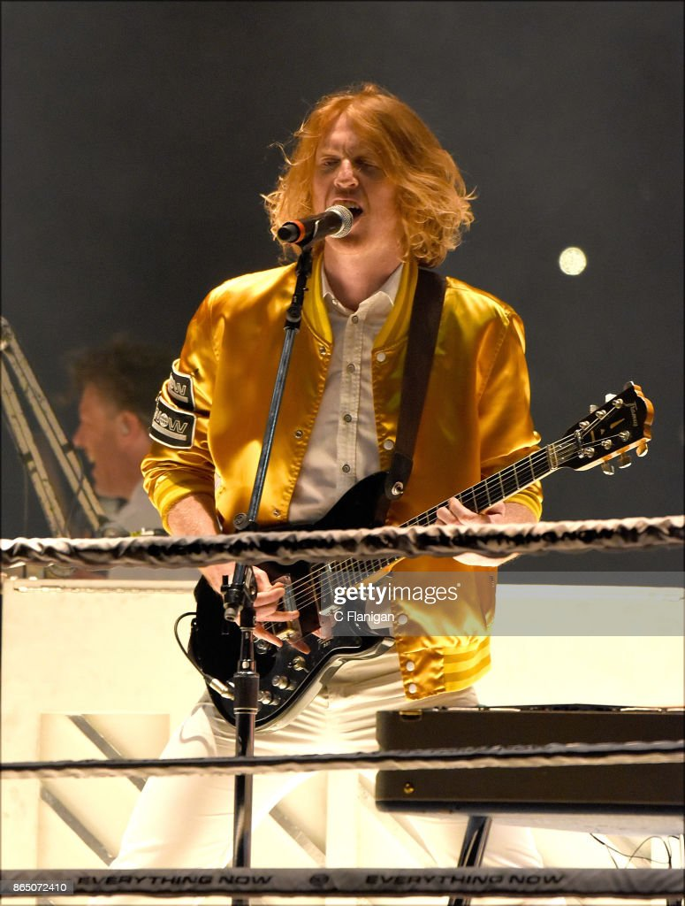 Arcade Fire Performs At Oracle Arena