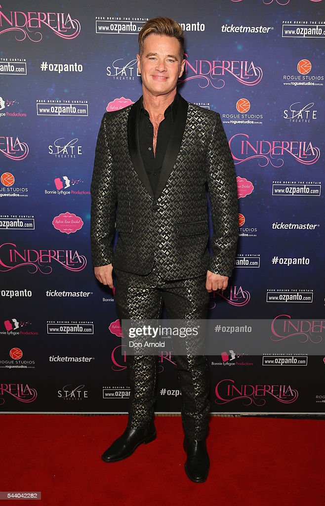 <a gi-track='captionPersonalityLinkClicked' href=/galleries/search?phrase=Richard+Reid&family=editorial&specificpeople=717840 ng-click='$event.stopPropagation()'>Richard Reid</a> arrives ahead of opening night of Cinderella at State Theatre on July 1, 2016 in Sydney, Australia.