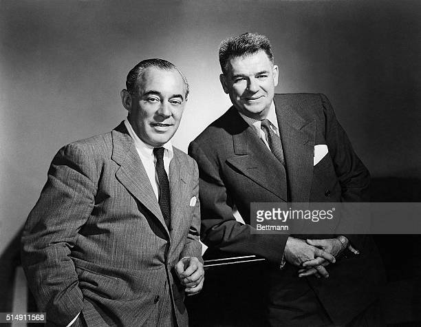 Richard Rodgers and Oscar Hammerstein II cowrote a string of successful Broadway musicals