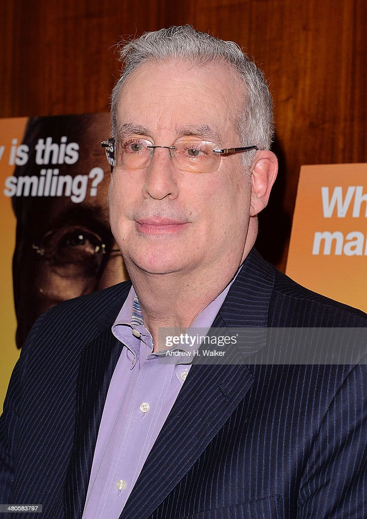 Richard Roth attends the 'The Unknown Known' screening at Museum of Art and Design on March 25, 2014 in New York City.