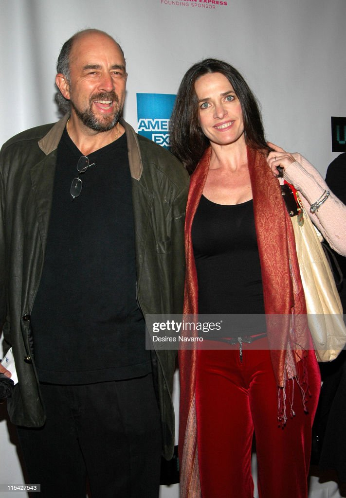 Richard Schiff and Sheila Kelley during 'United 93' New York Premiere - Arrivals at Ziegfeld Theater in New York City, New York, United States.