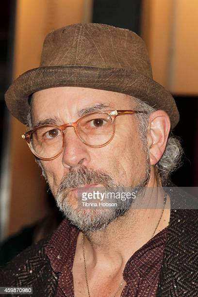 Richard Schiff attends the Goodman Theatre's opening night performance of 'Luna Gale' at Kirk Douglas Theatre on December 2 2014 in Culver City...