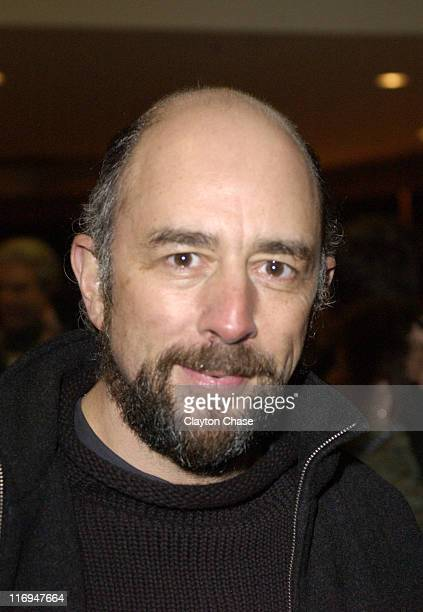 Richard Schiff during 2003 Sundance Film Festival 'People I Know' Premiere at Eccles in Park City Utah United States
