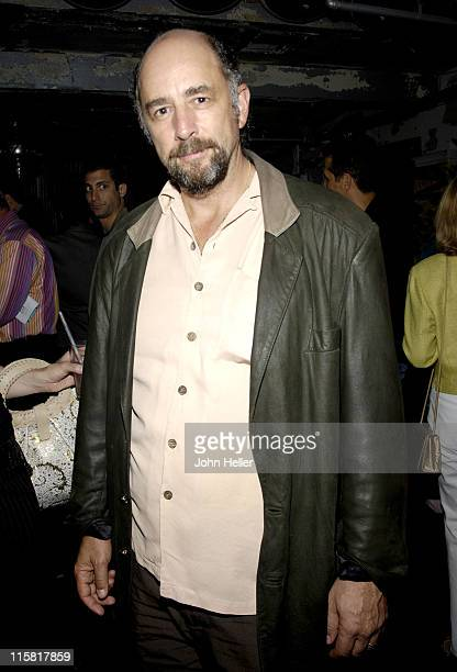 Richard Schiff during 2005 Los Angeles Film Festival Angeleno Magazine Party at The Shelter in Hollywood California United States