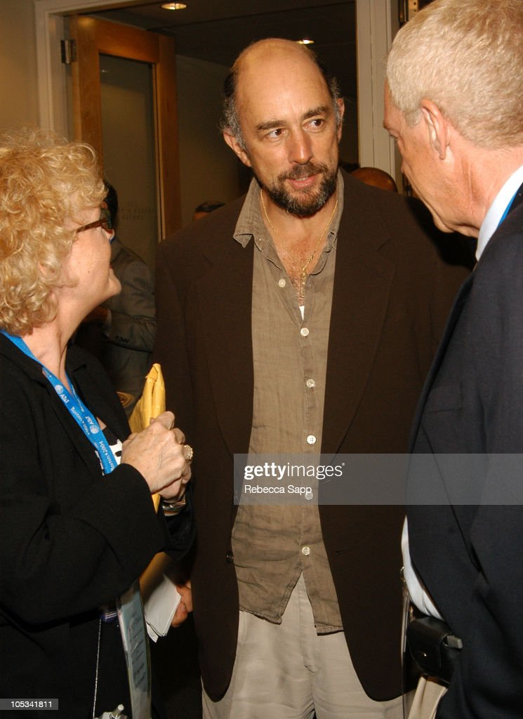 Richard Schiff during Salute to House Minority Leader Nancy Pelosi at Smith Center at the John F Kennedy Library in Boston Massachusetts United States