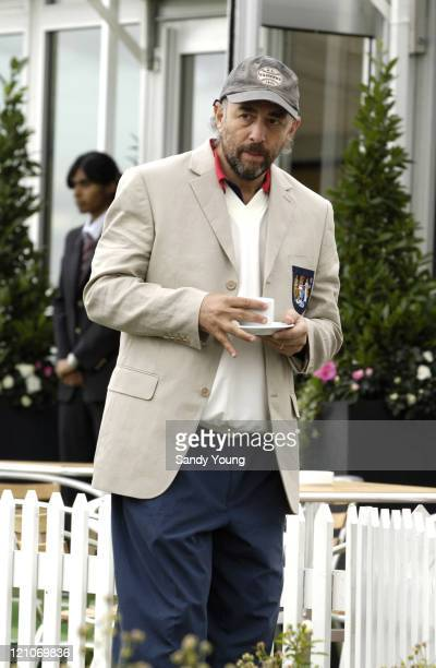 Richard Schiff during The Northern Rock All Star Charity Gala Golf Tournament Practice Day 1 at Celtic Manor Resort in Newport Great Britain