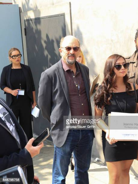 Richard Schiff is seen on September 16 2017 in Los Angeles California