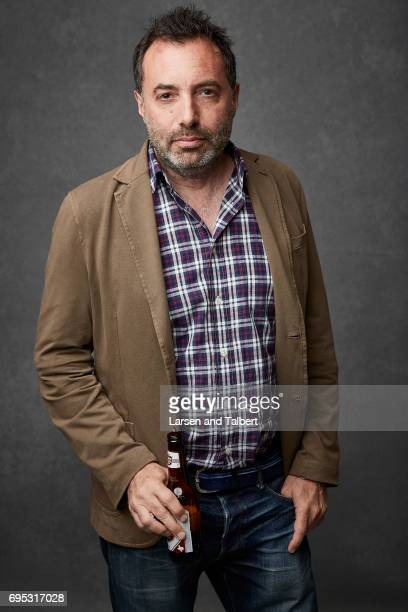 Richard Shepard of HBO's 'Girls' is photographed for Entertainment Weekly Magazine on June 9 2017 in Austin Texas