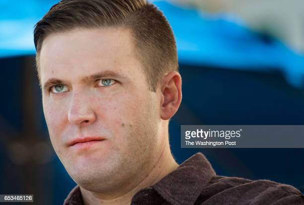 Richard Spencer is in town for the largest white nationalist and Alt Right conference of the year in Washington DC on November 18 2016 Spencer a...