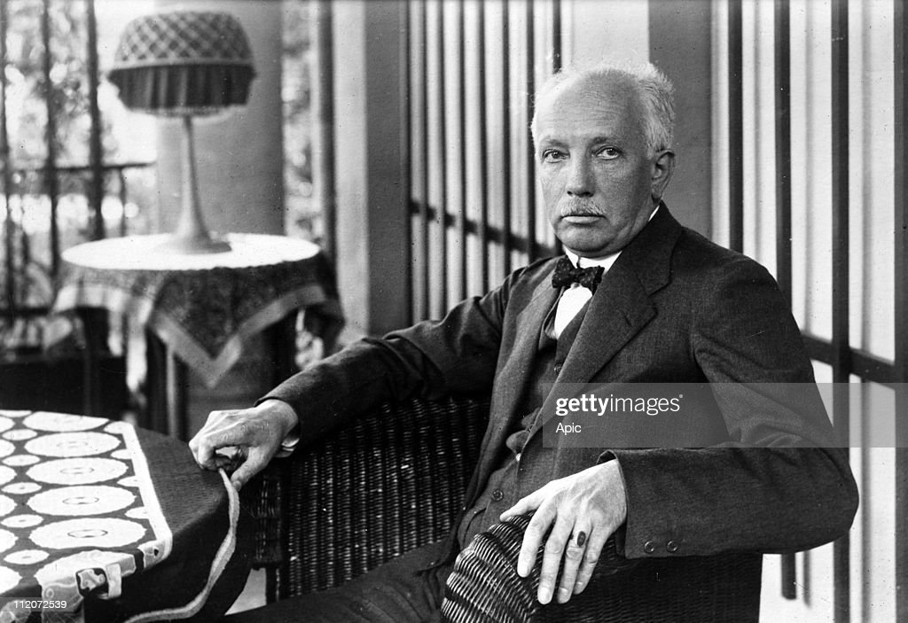 150 Years Since The Birth of Composer Richard Strauss