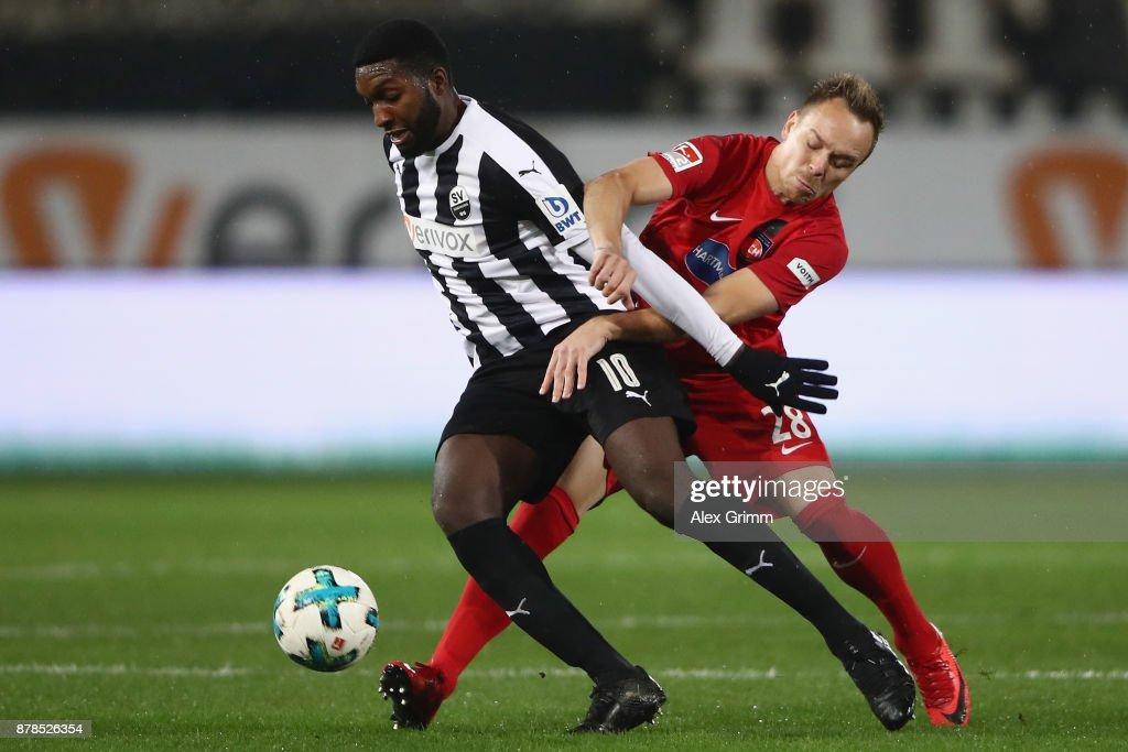 SV Sandhausen v 1. FC Heidenheim 1846 - Second Bundesliga