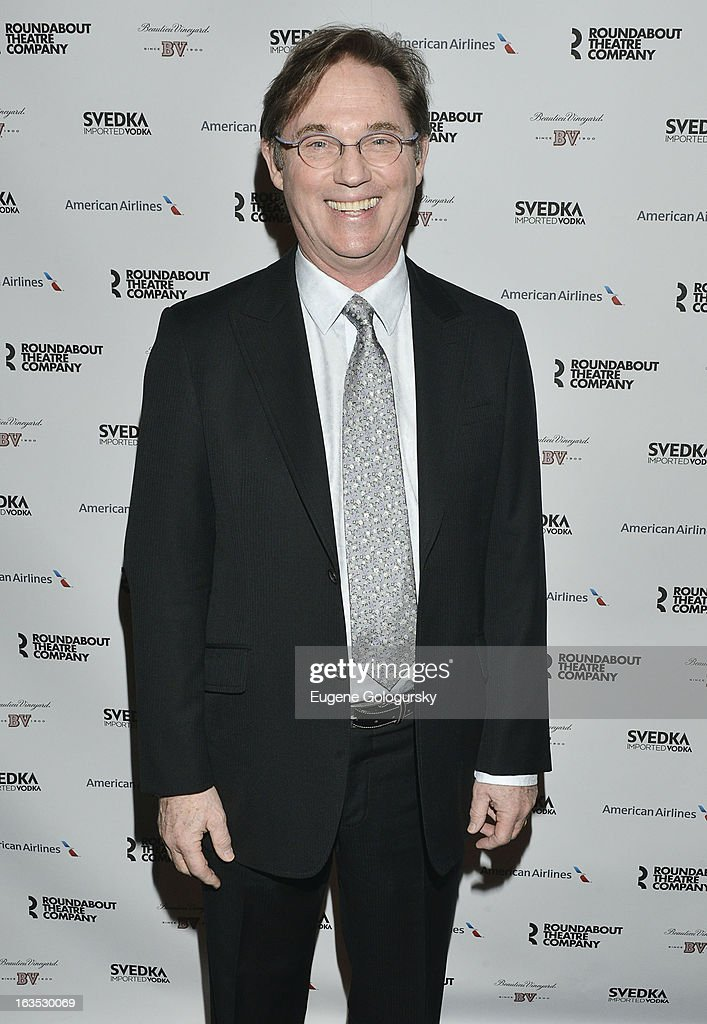 <a gi-track='captionPersonalityLinkClicked' href=/galleries/search?phrase=Richard+Thomas&family=editorial&specificpeople=207180 ng-click='$event.stopPropagation()'>Richard Thomas</a> attends the 2013 Roundabout Theatre Company Spring Gala at Hammerstein Ballroom on March 11, 2013 in New York City.