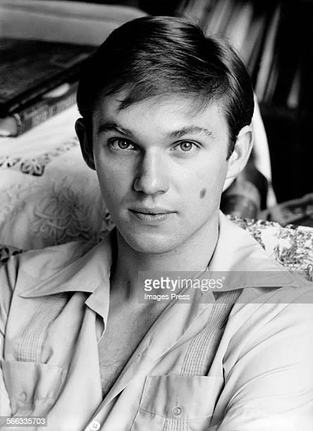 Richard Thomas circa 1977 in New York City