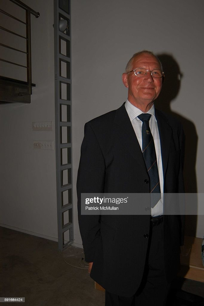 Richard Tolmin attends New Museum Hosts Opening Reception for Aernout Mik's Refraction Rhizome Artbase 101 at New Museum Of Contemporary Art on June...