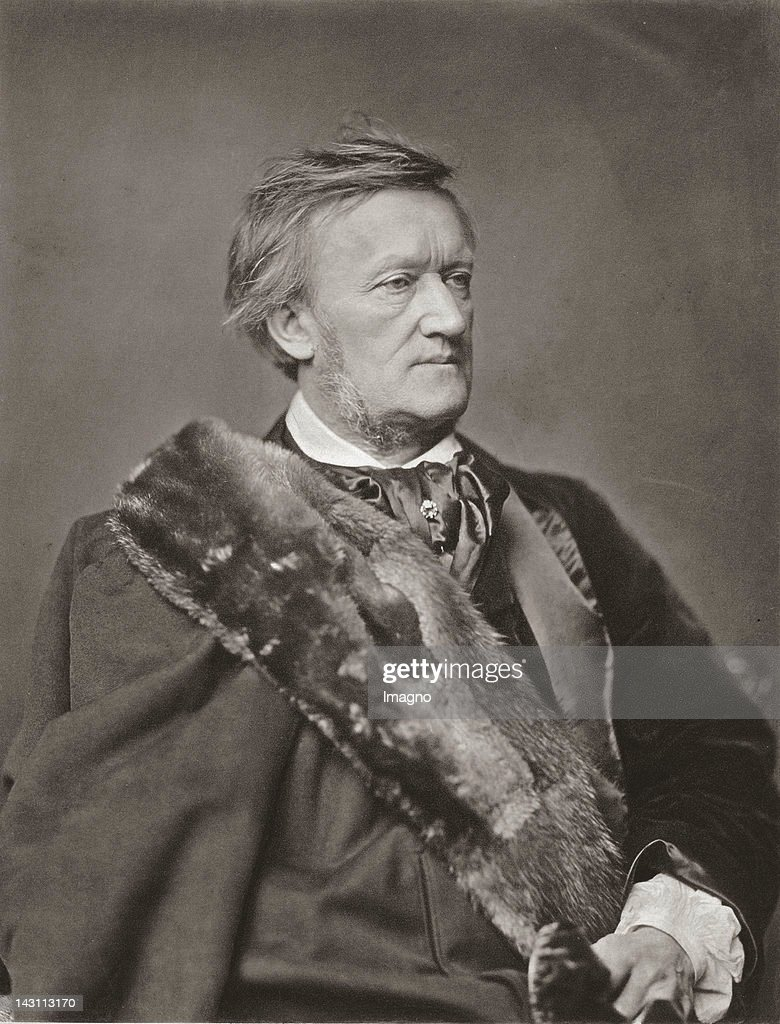 <a gi-track='captionPersonalityLinkClicked' href=/galleries/search?phrase=Richard+Wagner+-+Composer&family=editorial&specificpeople=118790 ng-click='$event.stopPropagation()'>Richard Wagner</a> (1813-1883). Heliography by Hanfstaengl. Photography.