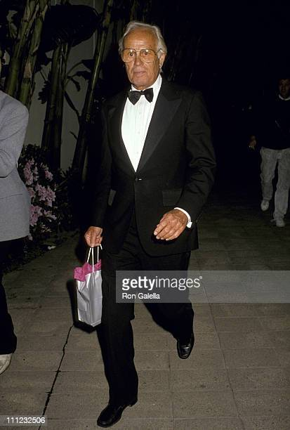Richard Widmark during American Film Institute Honors Gregory Peck at Beverly Hilton Hotel in Beverly Hills CA United States