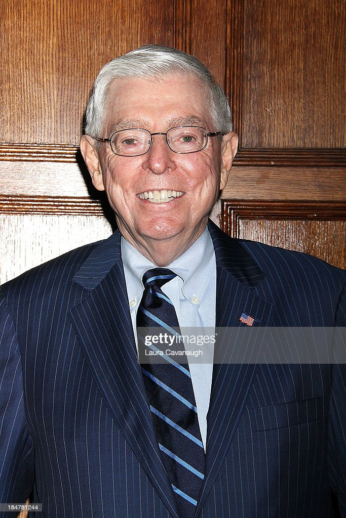 Richard Wiley attends the 11th annual Giants of Broadcasting Honors at Gotham Hall on October 16, 2013 in New York City.