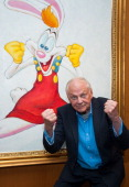 Richard Williams arrives at The Academy Of Motion Picture Arts And Sciences' Celebrates The Animated Genius Of Richard Williams at AMPAS Samuel...