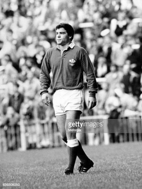 Richard Wintle London Welsh Wales Rugby Union FC Player Circa 1988