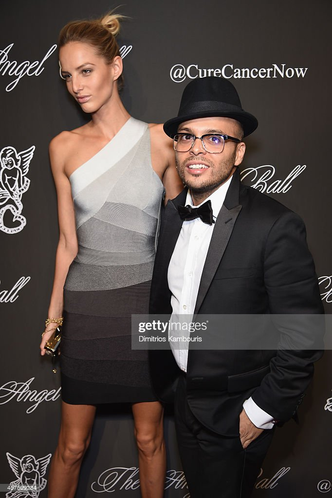 Richie Akiva attends Angel Ball 2014 hosted by Gabrielle's Angel Foundation at Cipriani Wall Street on October 20 2014 in New York City