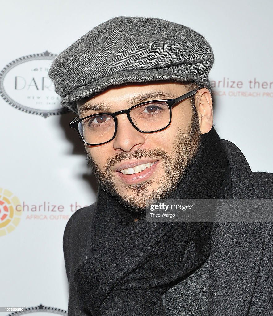 Richie Akiva attends the 2010 Charlize Theron Africa Outreach Project Benefit at The Darby Restaurant on December 6 2010 in New York City