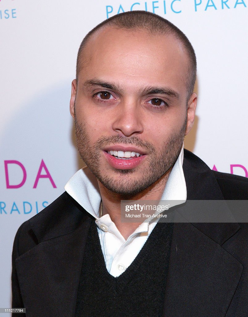 Richie Akiva during Launch of Escada's Newest Scent 'Pacific Paradise' at Lobby in West Hollywood California United States