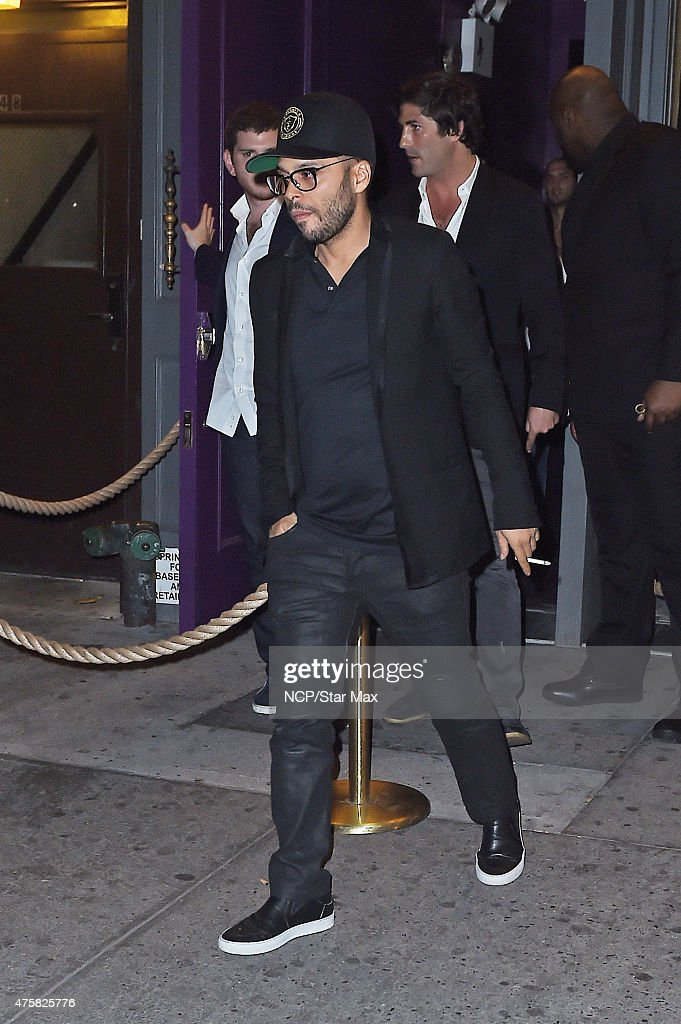 Richie Akiva is seen on June 3 2015 in New York City