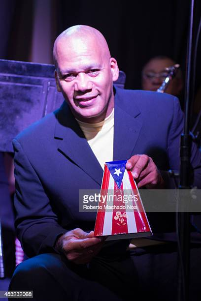 Richie Bastar Percussionist with El Gran Combo The popular salsa group El Gran Combo de Puerto Rico performs in Toronto celebrating their 52...