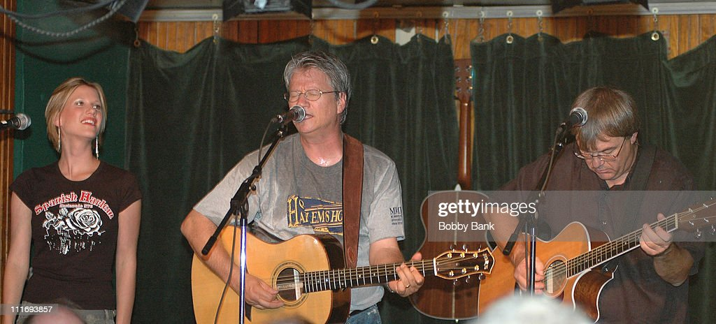 Richie Furay Band during Richie Furay of Poco and Buffalo Springfield Sings at the Turning Point Cafe - July 29, 2006 at Turning Point Cafe in Piermont, New York, United States.