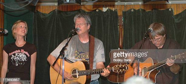Richie Furay Band during Richie Furay of Poco and Buffalo Springfield Sings at the Turning Point Cafe July 29 2006 at Turning Point Cafe in Piermont...