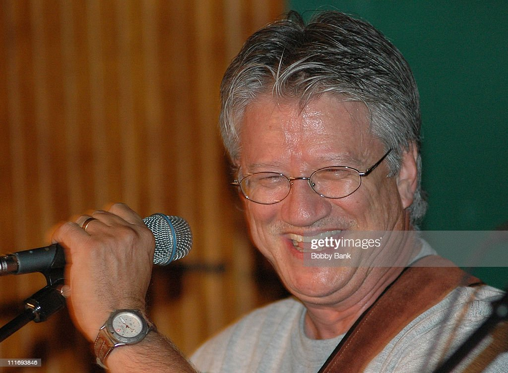 Richie Furay during Richie Furay of Poco and Buffalo Springfield Sings at the Turning Point Cafe - July 29, 2006 at Turning Point Cafe in Piermont, New York, United States.