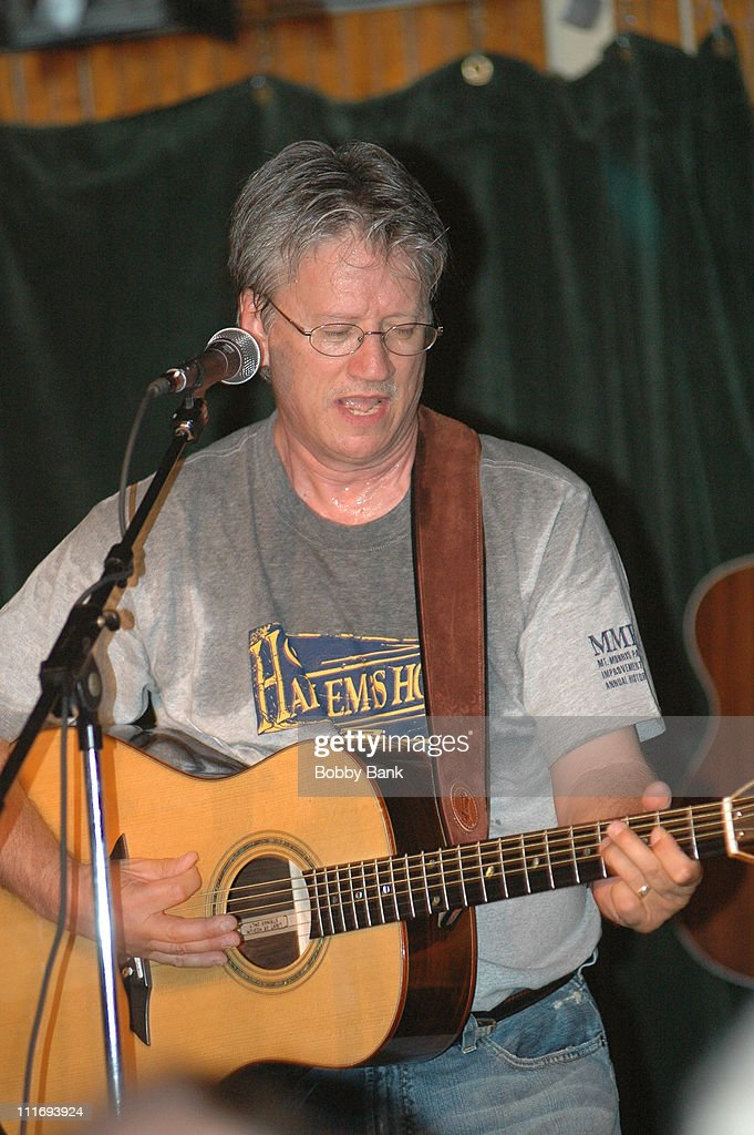 Richie Furay of Poco and Buffalo Springfield Sings at the Turning Point Cafe -