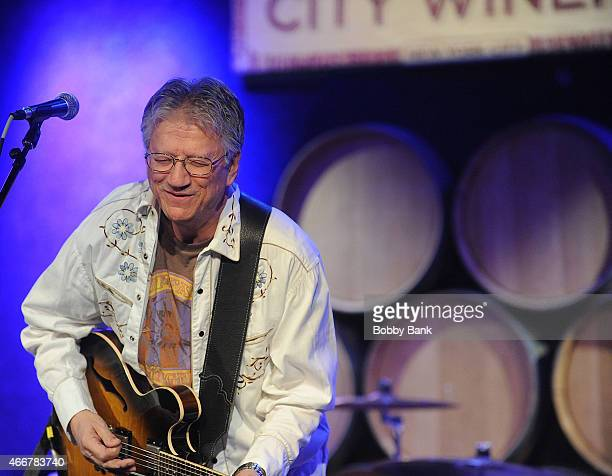 Richie Furay performs at City Winery on March 18 2015 in New York City