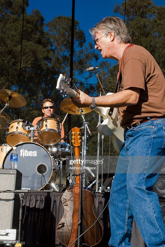 Richie Furay performs onstage at Hardly Strictly Bluegrass festival, Golden Gate Park, San Francisco, California, USA on 8th October, 2006.