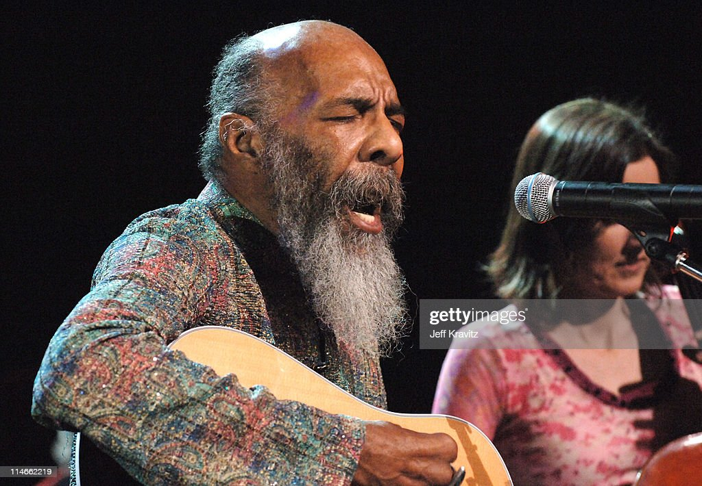 Richie Havens during 6th Annual Jammy Awards - Show and Backstage at The Theater at Madison Square Garden in New York City, New York, United States.