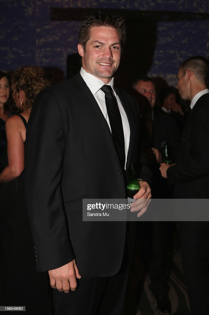 <a gi-track='captionPersonalityLinkClicked' href=/galleries/search?phrase=Richie+McCaw&family=editorial&specificpeople=165235 ng-click='$event.stopPropagation()'>Richie McCaw</a>, captain of the All Blacks, poses during the 2012 Steinlager Rugby Awards at SkyCity Convention Centre on December 14, 2012 in Auckland, New Zealand.